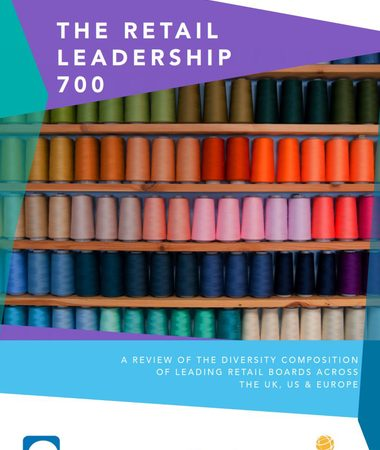 Cover page for 2019 Retail Leadership 700 report